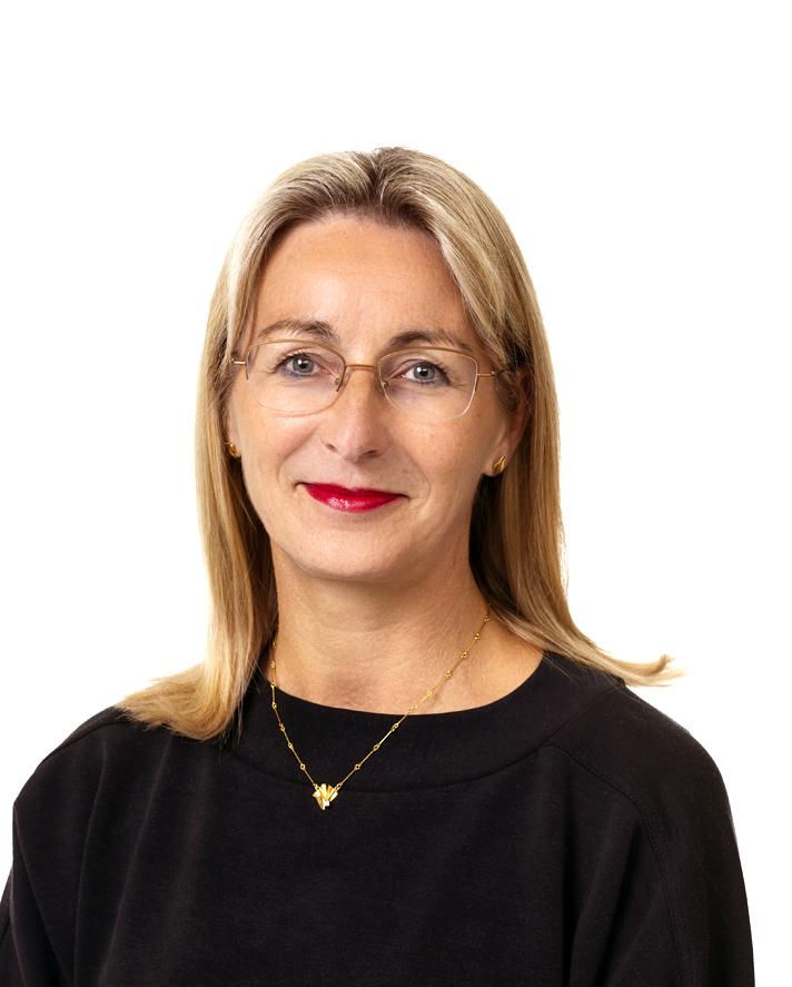 Maakuntajohtaja Niina Pautola-Mol