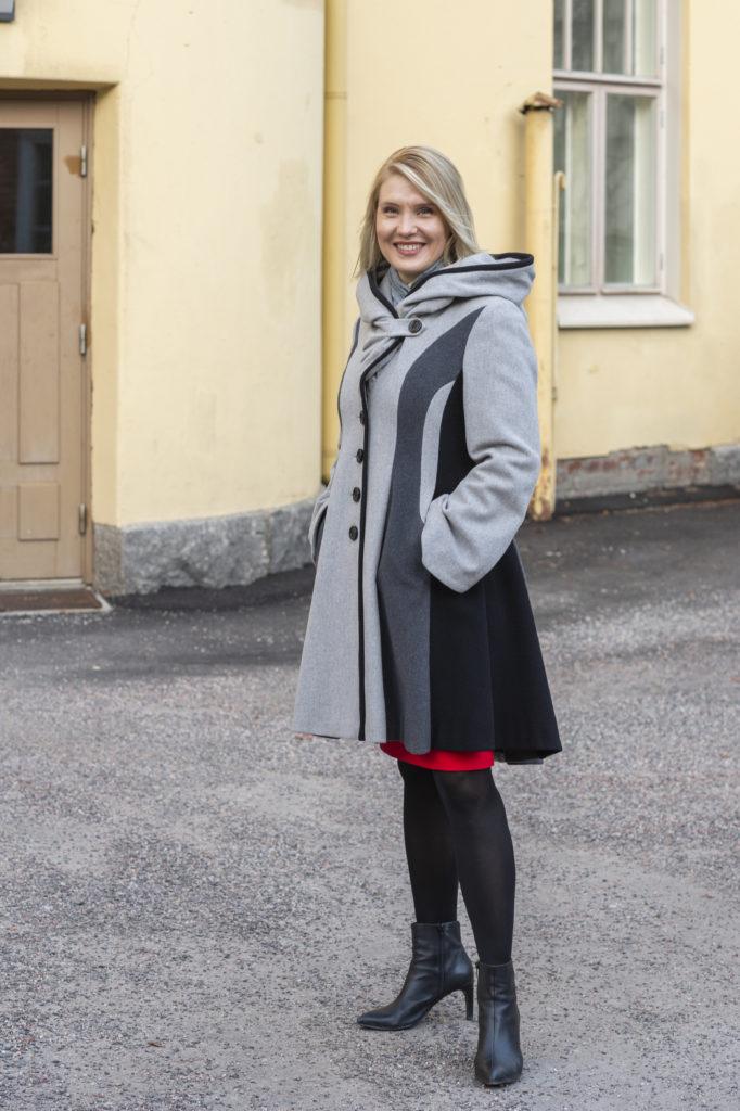 Maakuntajohtaja Laura Leppänen