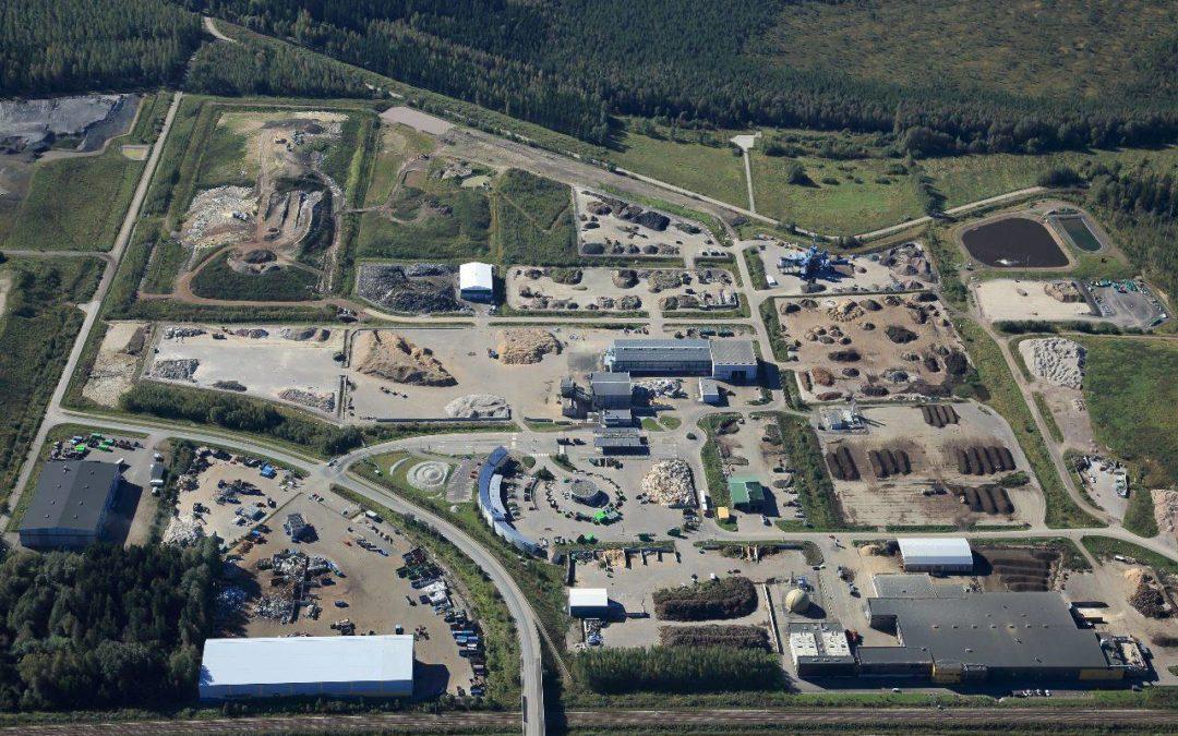 Kujalan jätekeskuksen tilanne puhuttaa yhä osana kierrätyspuistokeskustelua