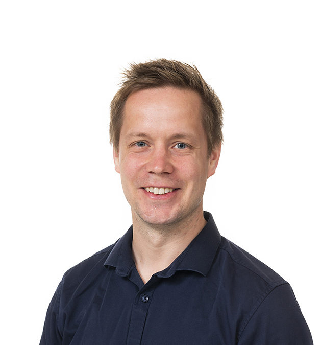 Jarkko Virolainen aloitti kuntayhteistyön päällikkönä