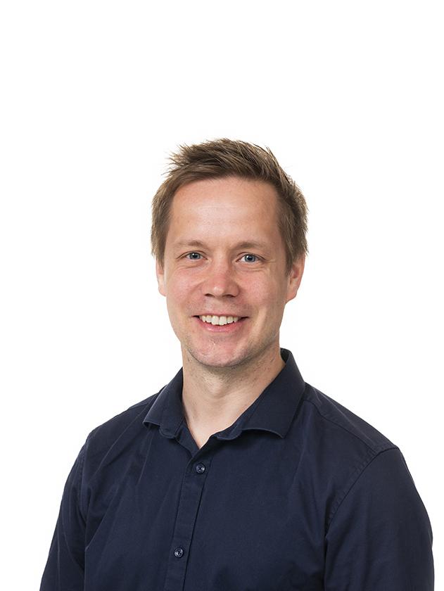 kuntayhteistyöpäällikkö Jarkko Virolainen