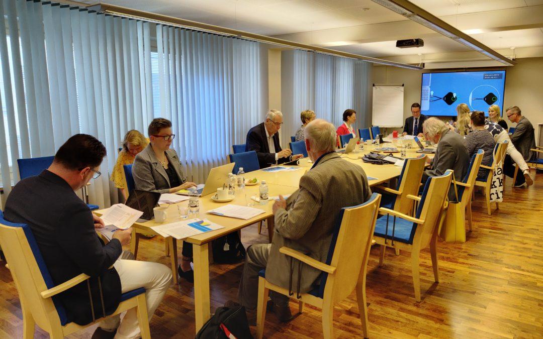 Maakuntahallitus Kehätien vaihtoehdon kannalla