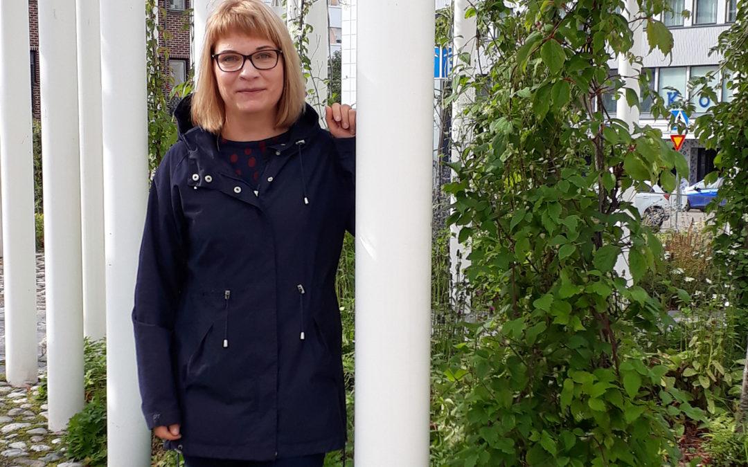 Erityisasiantuntija Kaisa Torri aloitti Päijät-Hämeen liitossa