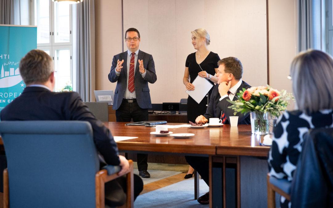 Päijät-Hämeen liitto edellyttää hallitukselta nopeita toimia Päijät-Hämeeseen