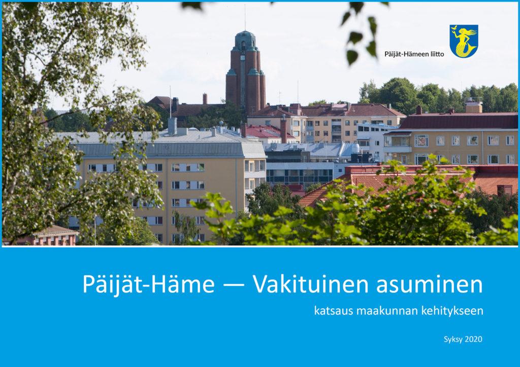 Päijät-Häme - Vakituinen asuminen kansikuva