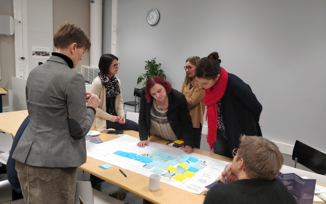 New tools and lessons learned to promote interregional collaboration on smart specialisation and climate action in Päijät-Häme