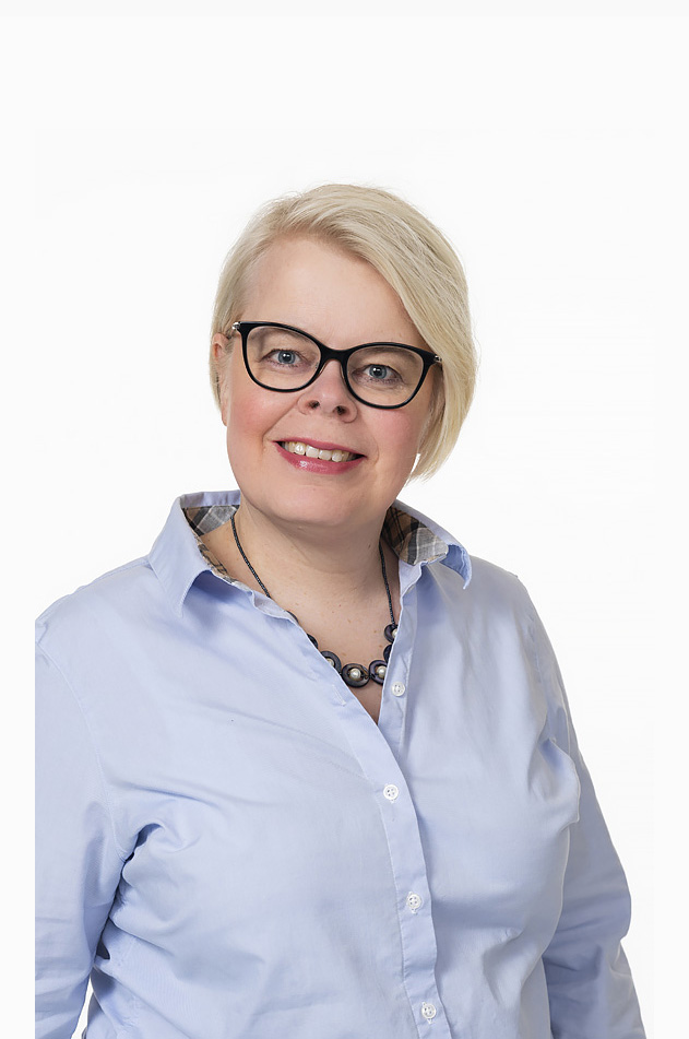 Edunvalvontajohtaja Mari Kuparinen