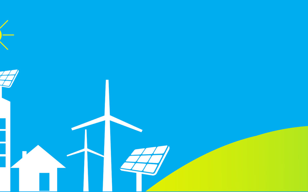 Lämpöpumppuja, aurinkosähköä ja energiatehokkuutta