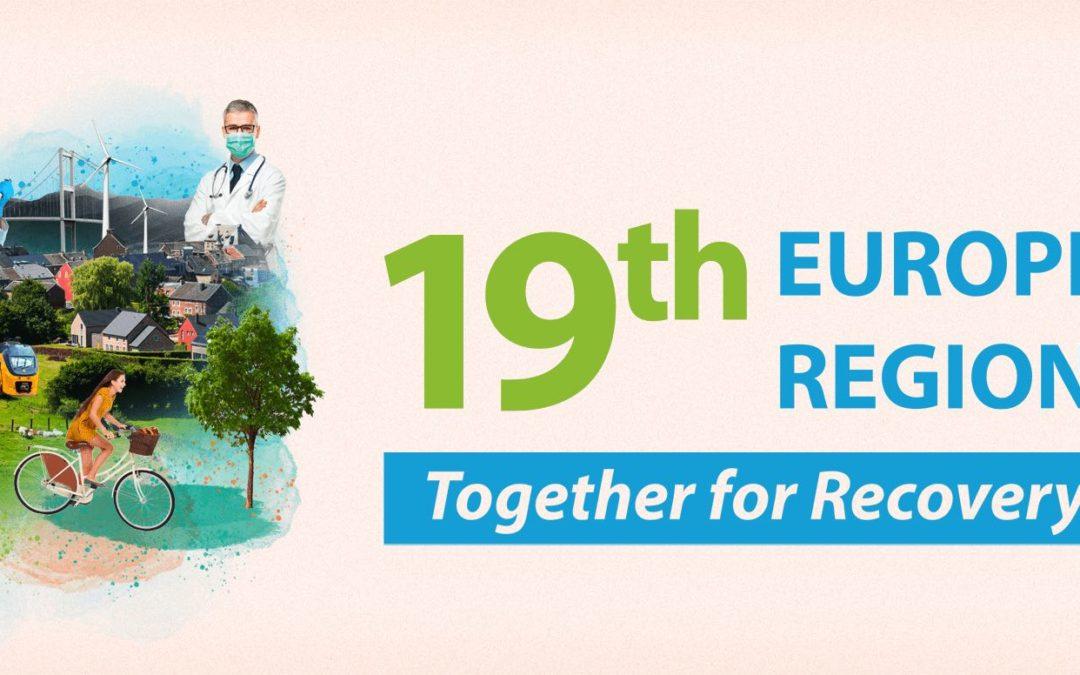 Päijäthämäläistä veto-ja pitovoimaa European Week of Regions and Cities -tapahtumassa 12.10.2021